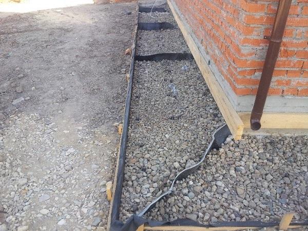 Керамзитобетон в отмостке москва бетон с доставкой в