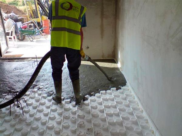 Бетон из пескобетона методическое пособие рекомендации по подбору состава бетонной смеси