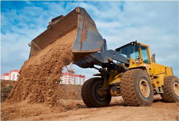 ПГС широко применяется в строительстве дорог разного назначения