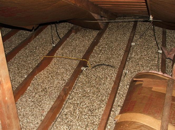 керамзитобетон на крыше