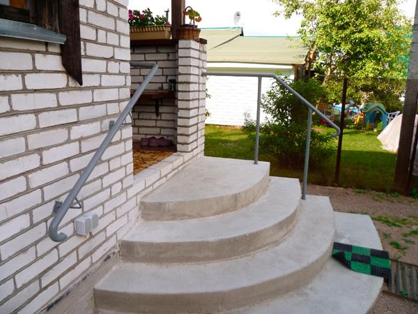 Цементный раствор для крыльца раствор тяжелый цементный 1 3 состав