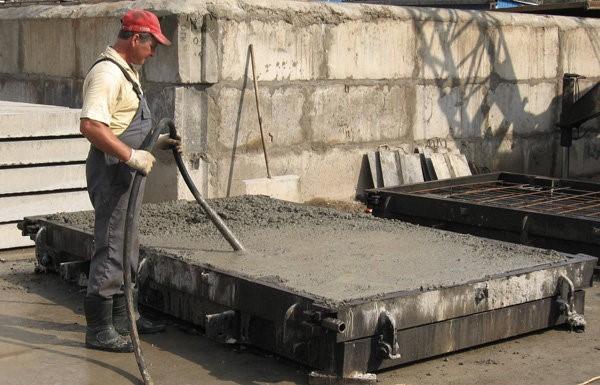 Пузырьки в бетоне работа с фибробетоном